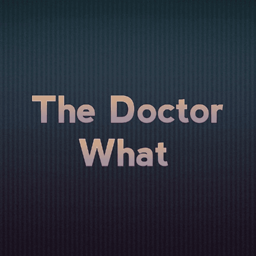 The_Doctor_What profile avatar