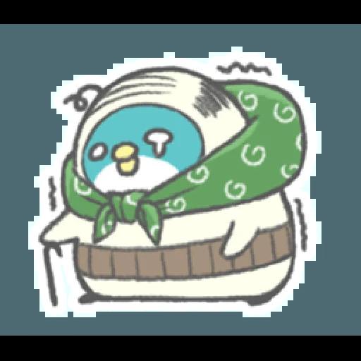 PP mini 小小企鵝 -小老頭 (1) - Sticker 12