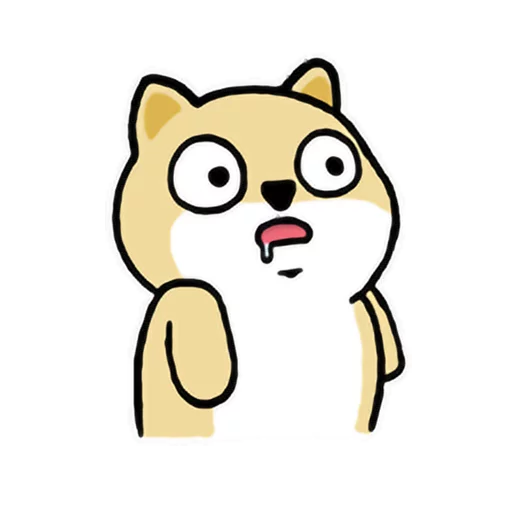 LittleFatShibainu3 - Sticker 5