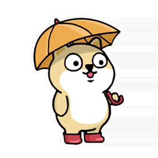 LittleFatShibainu3 - Sticker 16