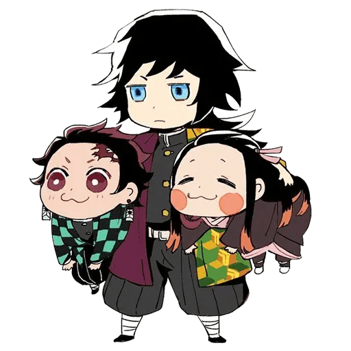 Kimetsu no yaiba mix - Sticker 1