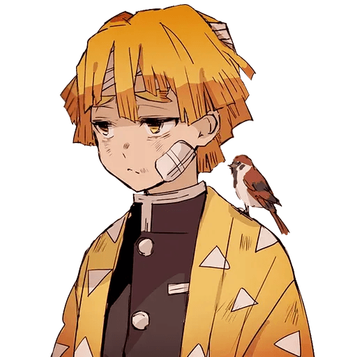 Kimetsu no yaiba mix - Sticker 5
