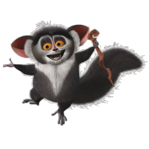 Madagascar - Sticker 15