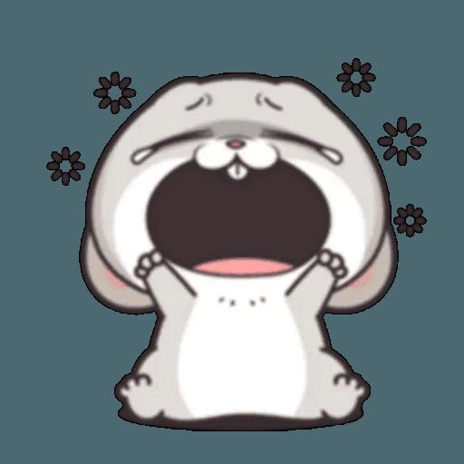 Cute Rabbit 1 - Sticker 15
