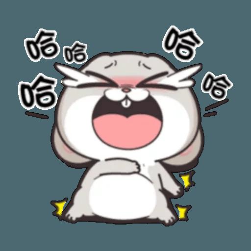 Cute Rabbit 1 - Sticker 30