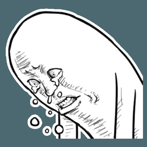 Fingerface - Sticker 11