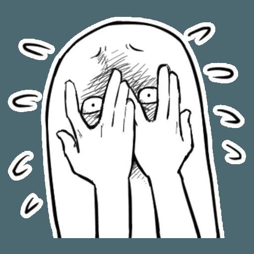 Fingerface - Sticker 17