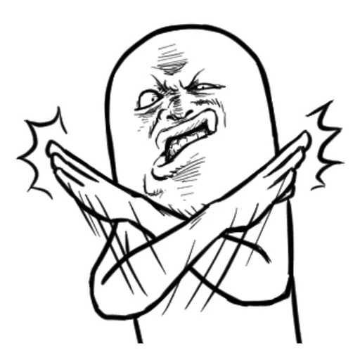 Fingerface - Sticker 9