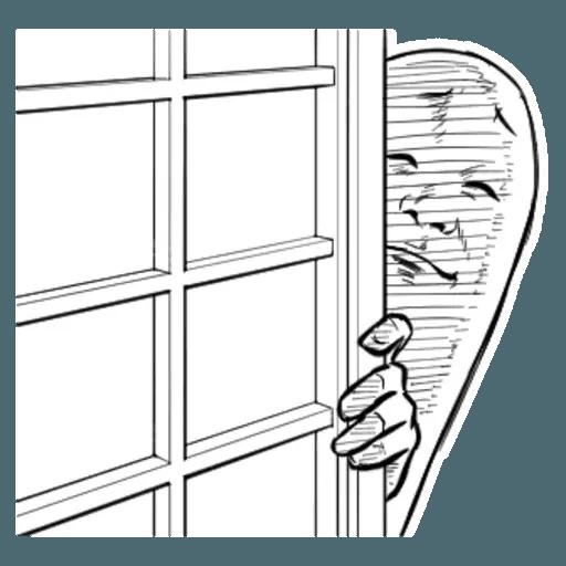 Fingerface - Sticker 13