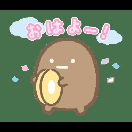 すみっコぐらし たぴおかパーク - Sticker 22