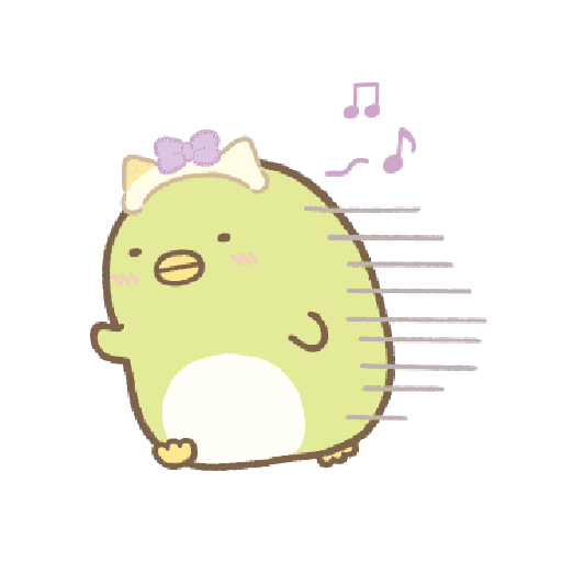 すみっコぐらし たぴおかパーク - Sticker 8