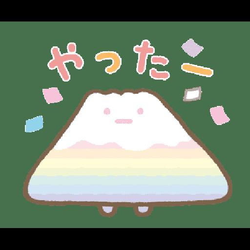 すみっコぐらし たぴおかパーク - Sticker 16
