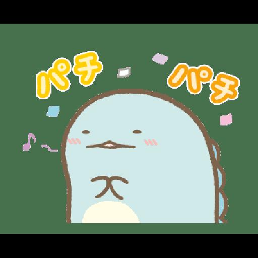 すみっコぐらし たぴおかパーク - Sticker 6
