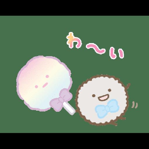 すみっコぐらし たぴおかパーク - Sticker 20