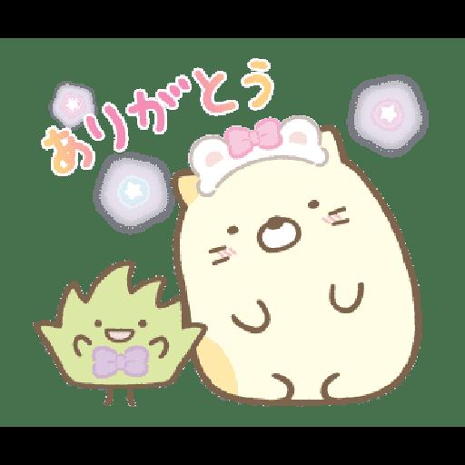 すみっコぐらし たぴおかパーク - Sticker 1