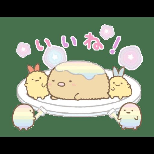 すみっコぐらし たぴおかパーク - Sticker 5