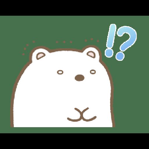 すみっコぐらし たぴおかパーク - Sticker 24