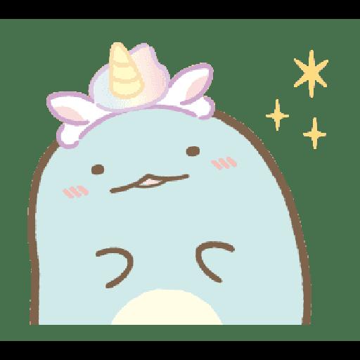 すみっコぐらし たぴおかパーク - Sticker 3