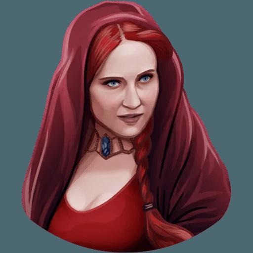 Games Of Thrones - Sticker 2