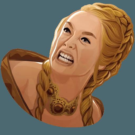 Games Of Thrones - Sticker 7