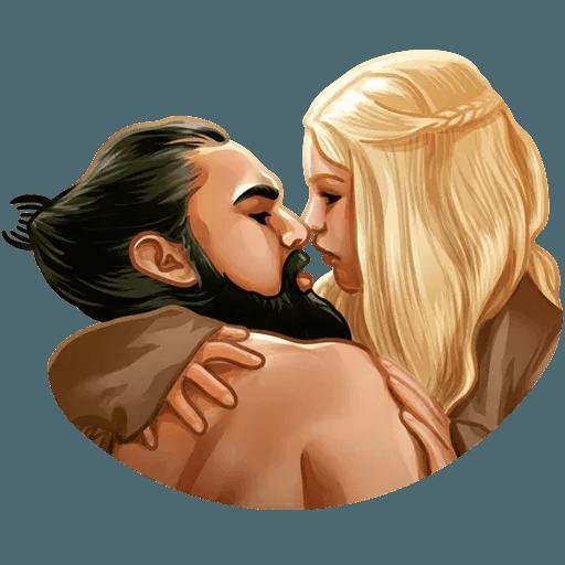 Games Of Thrones - Sticker 17