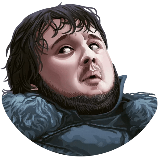 Games Of Thrones - Sticker 23