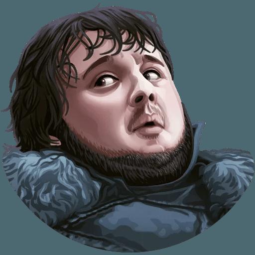 Games Of Thrones - Sticker 23