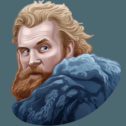 Games Of Thrones - Sticker 18