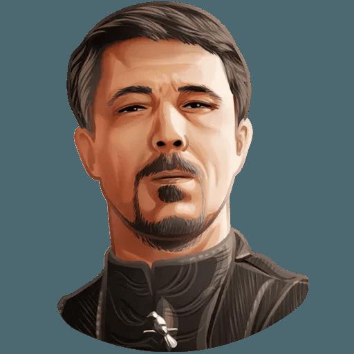 Games Of Thrones - Sticker 14