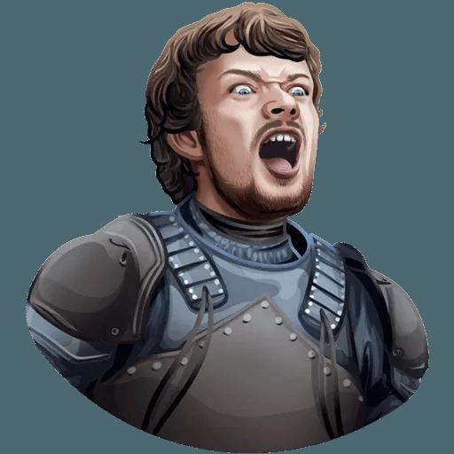 Games Of Thrones - Sticker 20