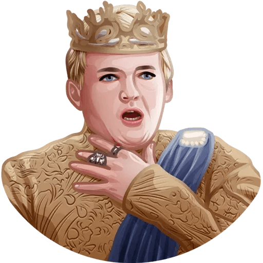 Games Of Thrones - Sticker 15
