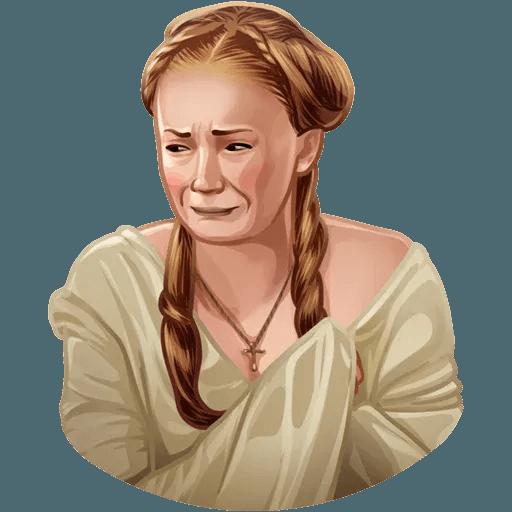 Games Of Thrones - Sticker 16