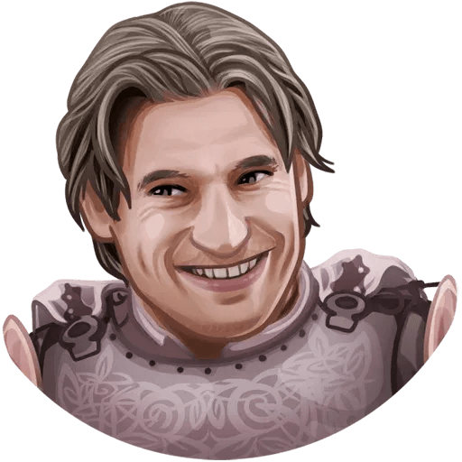 Games Of Thrones - Sticker 11