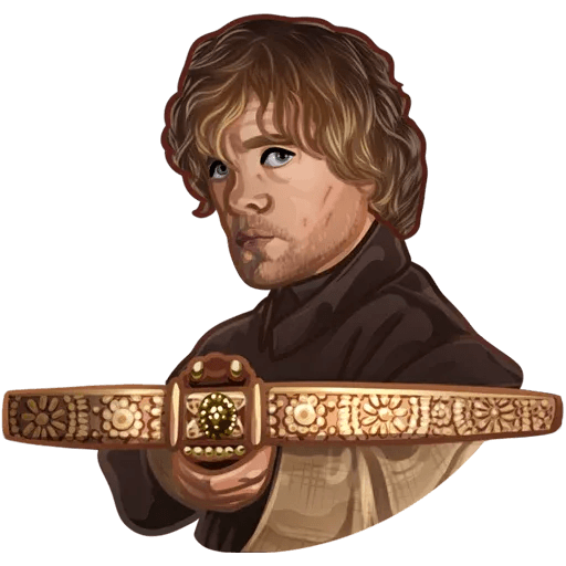 Games Of Thrones - Sticker 6