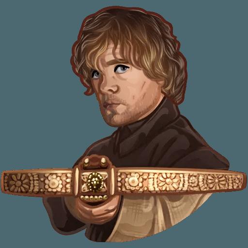 Games Of Thrones - Sticker 6