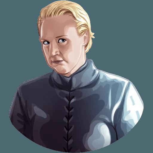 Games Of Thrones - Sticker 19