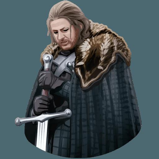 Games Of Thrones - Sticker 4
