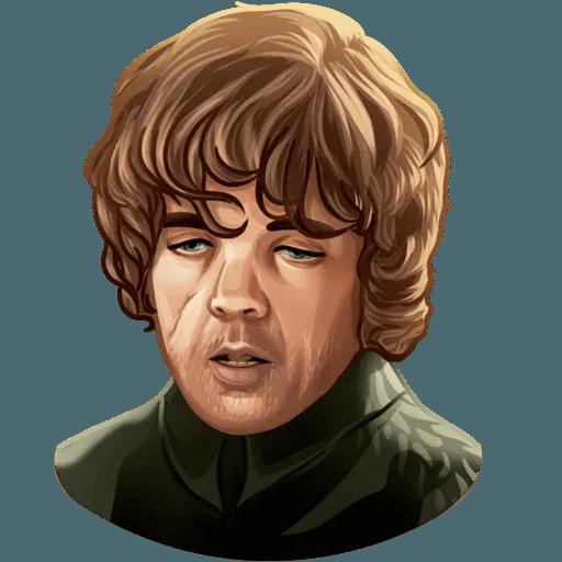 Games Of Thrones - Sticker 3