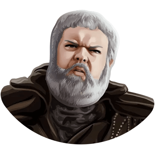 Games Of Thrones - Sticker 21