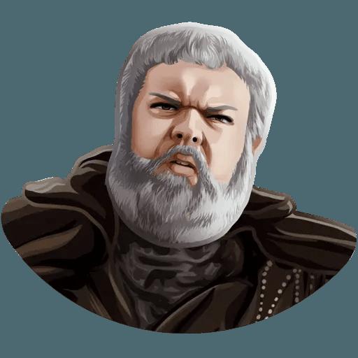 Games Of Thrones - Sticker 21