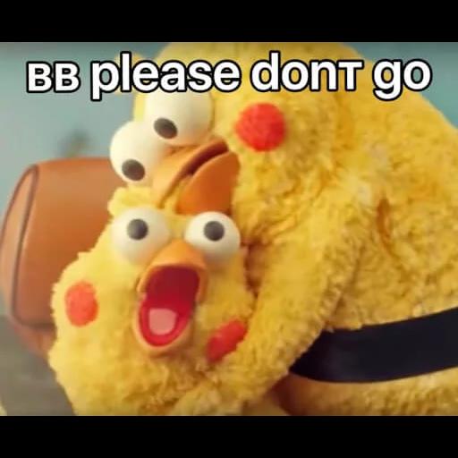 黃色小雞1 - Sticker 28