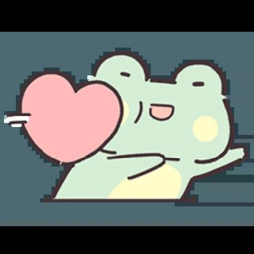 Frog2 - Sticker 2