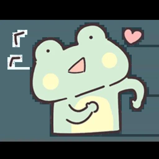 Frog2 - Sticker 14