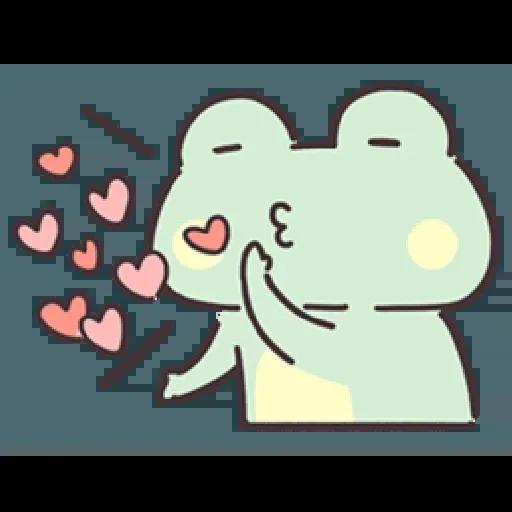 Frog2 - Sticker 7