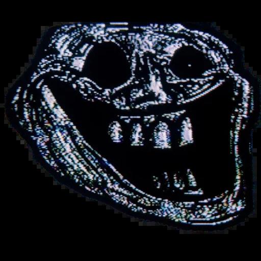 cursed - Sticker 20