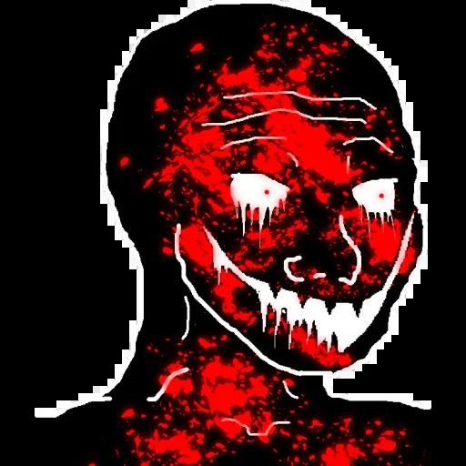 cursed - Sticker 16