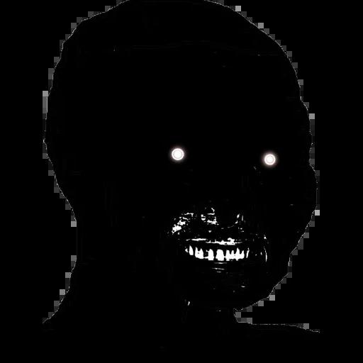 cursed - Sticker 4