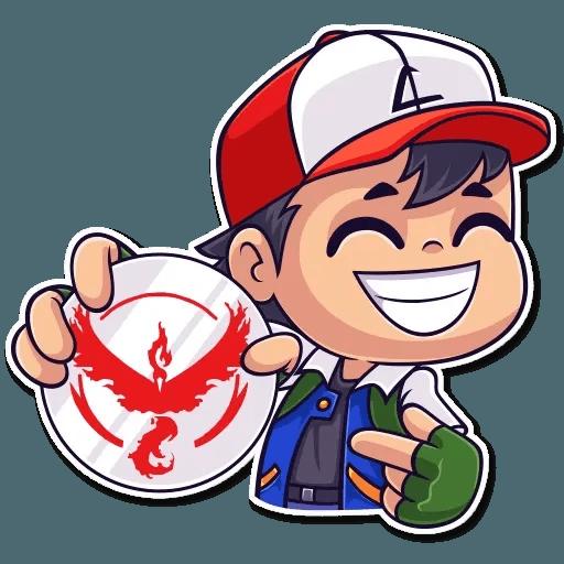 Mazinger & pokemon - Sticker 9