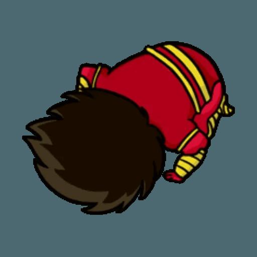 Mazinger & pokemon - Sticker 12