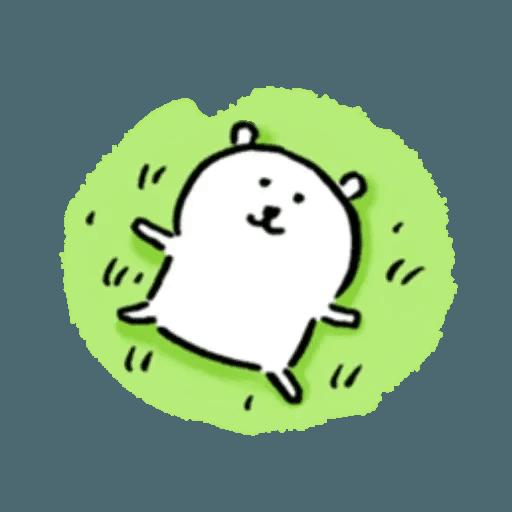 白熊7 - Sticker 8